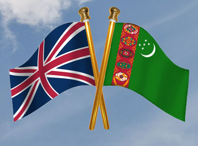Turkmenistan and Britain Trading Relations